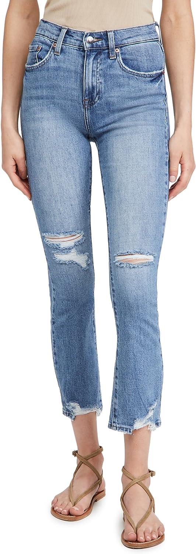 Pistola Denim Women's Lennon High Rise Crop Jeans
