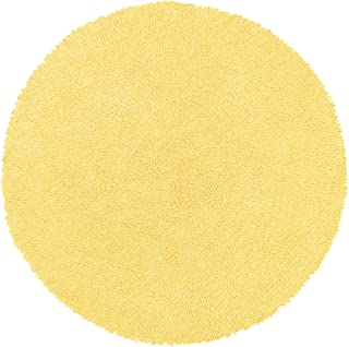 Yellow Shag Area Rugs Rugs Pads Protectors Home Kitchen