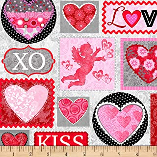 Best valentine fabric hearts Reviews