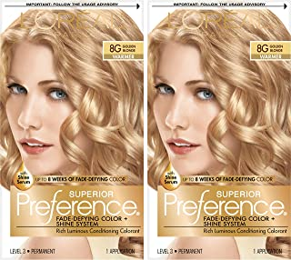 loreal dark blonde hair dye