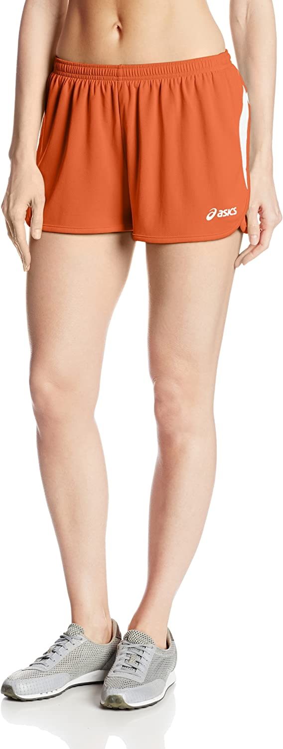 ASICS Sale Special Price Women's Interval 1 Shorts 2 Split Factory outlet
