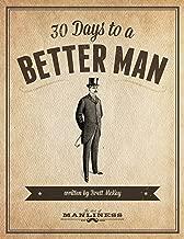 Best 30 days to a better man ebook Reviews