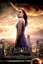 Jupiter Ascending - Movie Poster (Thick) (Size: 24