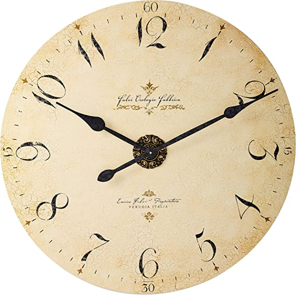 Howard Miller 620 369 Enrico Fulvi Wall Clock