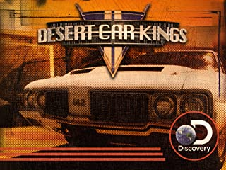 Desert Car Kings Season 1