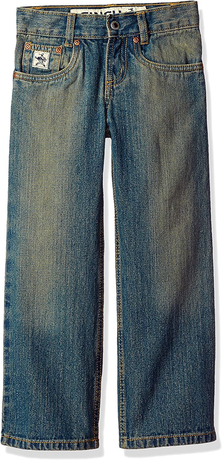 Cinch Boys' Low Rise Max 73% OFF Cheap mail order sales Jean Regular