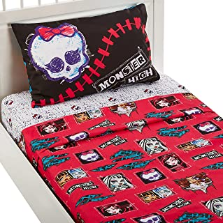 Best monster high sheets and comforter Reviews
