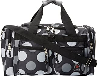 Luggage 19 Inch Tote Bag, Big Black Dot, One Size