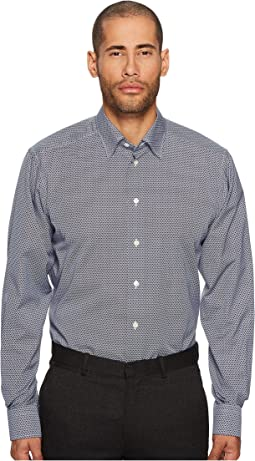 Contemporary Fit Print Shirt