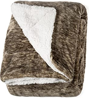 Life Comfort Ultimate Sherpa Throw, Large (60