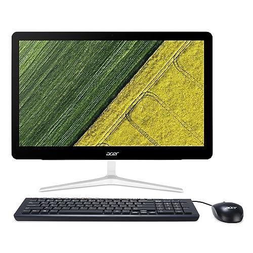 """Acer Aspire Z24-880 Ordinateur Tout-en-Un 23.8"""" FHD Noir/Silver (Intel Core i5, 4 Go de RAM, 1 To, NVIDIA GeForce 940M, Windows 10)"""