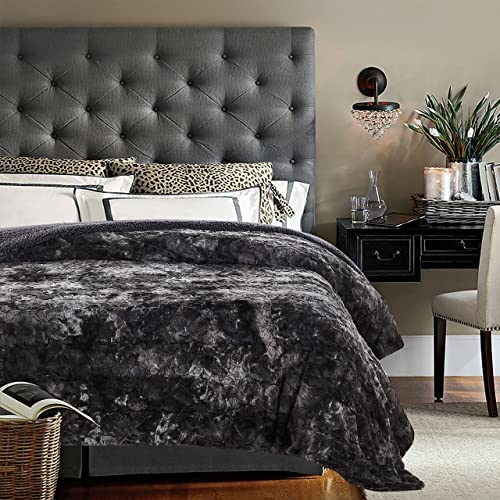Faux Fur Bedding Amazon Com