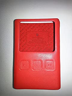 Dignis Leather Case for iBasso DX90 and DX50 Hand Made in Korea (DX90 Red)