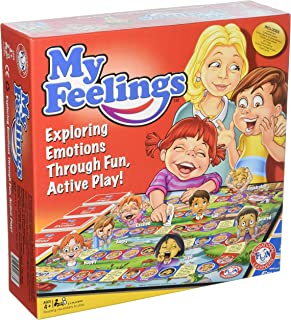 My Feelings Game. Fun Educational Family Game to Help Kids Express Their Emotions and Learn self Regulation. Endorsed by D...