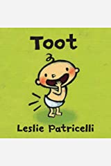 Toot (Leslie Patricelli Board Books) Kindle Edition
