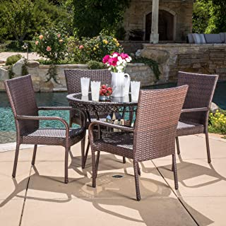 LITTLETON DINING SET by Christopher Knight Home