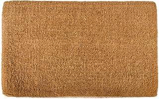 DII Natural Coir Coco Fiber Non-Slip Outdoor/Indoor Classic Doormat, 24x36, Imperial Plain