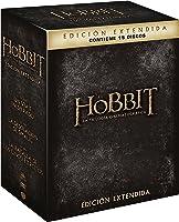 Trilogía El Hobbit - Edición extendida [DVD]