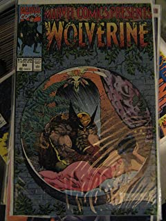 marvel comics presents wolverine 90