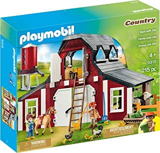 PLAYMOBIL® Barn with Silo