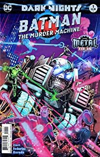 Best batman the murder machine Reviews
