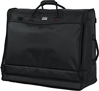 Gator Cases Padded Large Format Mixer Carry Bag; Fits Mixers Such as Behringer X32 Compact |26