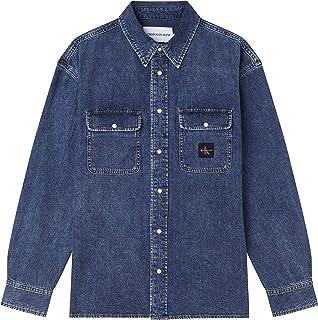 Calvin Klein Jeans Men's Oversized Shirt