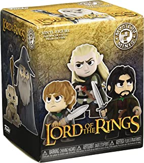 Funko Mystery Minis: Lord of the Rings The Hobbit, One Random Mystery Action Figure - 11504