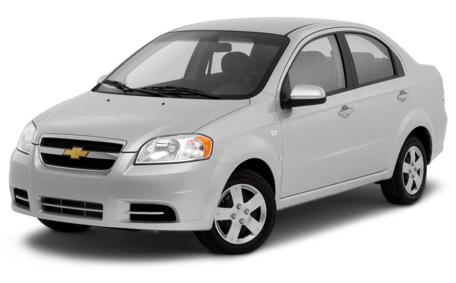 Amazon 2008 Chevrolet Aveo Reviews Images And Specs Vehicles