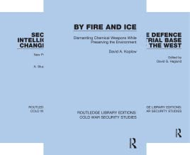 Routledge Library Editions: Cold War Security Studies (50 Book Series)