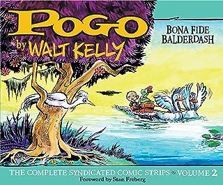 Pogo: The Complete Daily & Sunday Comic Strips Vol. 2: Bona Fide Balderdash (English Edition)