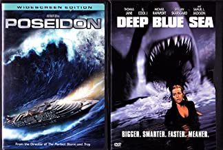 Deep Blue Sea , Poseidon : Ocean Thriller 2 Pack Collection