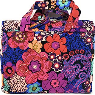 36f06876f2 Amazon.com  Vera Bradley - Cosmetic Bags   Bags   Cases  Beauty ...