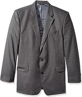 Men's Premium Performance Stretch Stria 2-Button Suit Separate Blazer