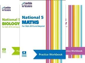 Leckie National 5 Practice Workbook (4 Book Series)