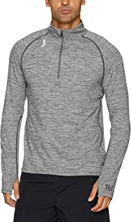 361 Degree Sports Apparel Men's Quk Thermal lux 1/2 Zip Shirt