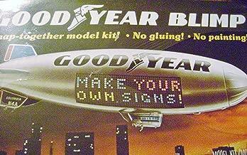 Goodyear Blimp Scale Model Kit by Revell …