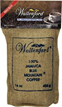 16oz (1lb) Roasted Whole Bean 100% Jamaica Blue Mountain Coffee