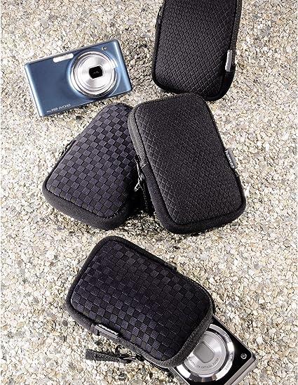 Hama Neopren Kameratasche Für Eine Kleine Kamera