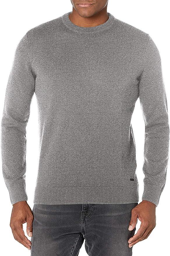 Hugo Boss Mens Pullover Knit Sweater