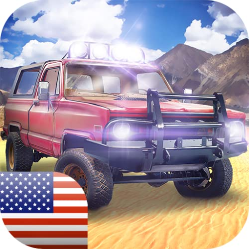 American Offroad Truck Driver