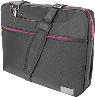 """NineO Hybrid Messenger/Briefcase/Sleeve Carrying System for 11.6-13.3"""" Laptops/Tablets - Macbook, Galaxy, Surface, Others"""