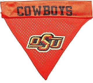 طوق باندانا بشعار فريق أوكلاهوما ستيت كاوبويز بالرابطة الوطنية لرياضة الجامعات (NCAA) من بت جودز، مقاس واحد