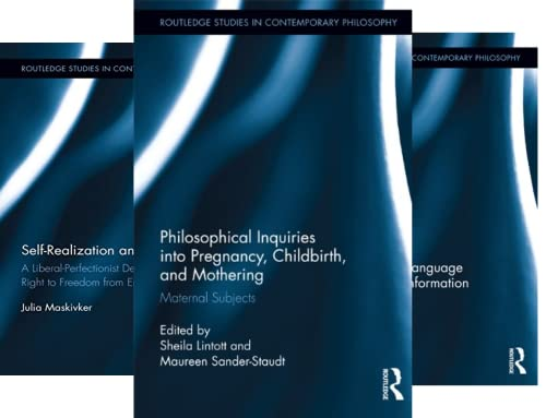 Routledge Studies in Contemporary Philosophy (50 Book Series)