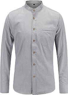 7392d05c167 Amazon.co.uk: Grey - Shirts / Tops, T-Shirts & Shirts: Clothing