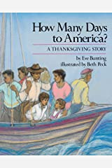 How Many Days to America?: A Thanksgiving Story Kindle Edition