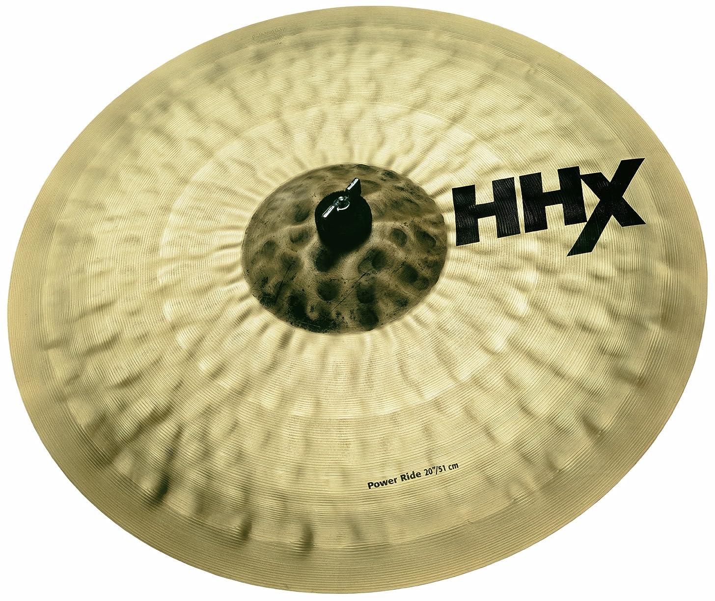 Sabian 20 Inch HHX Power Ride Cymbal