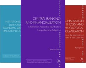 Studies in Economic Transition (27 Book Series)