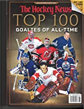 The Hockey News Top 100 Goalies of All-Time Magazine 2018
