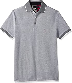 Tommy Hilfiger Men's Th Cool Oxford Regular Polo Polo
